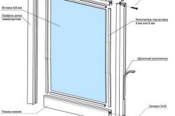 Схема сборки дверей шкафа
