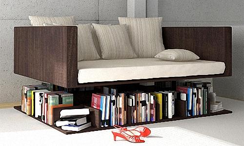 Полка-диван