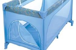 Игровая кровать-манеж