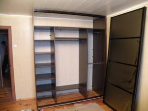 Встроенный шкаф для прихожей своими руками чертежи 24