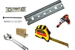 Инструменты для навешивания шкафчиков