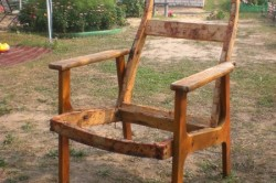 Каркас кресла