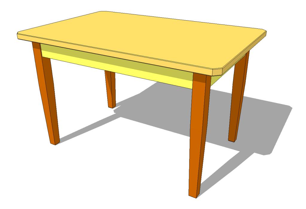 Разборный стол