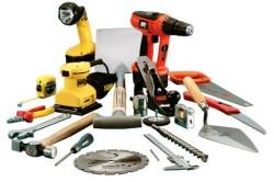 Инструменты для изготовления стола