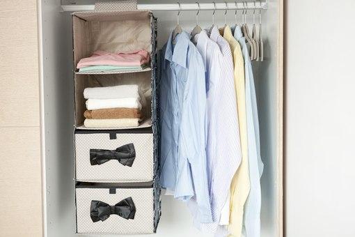 Шкаф из ткани все своими руками 420