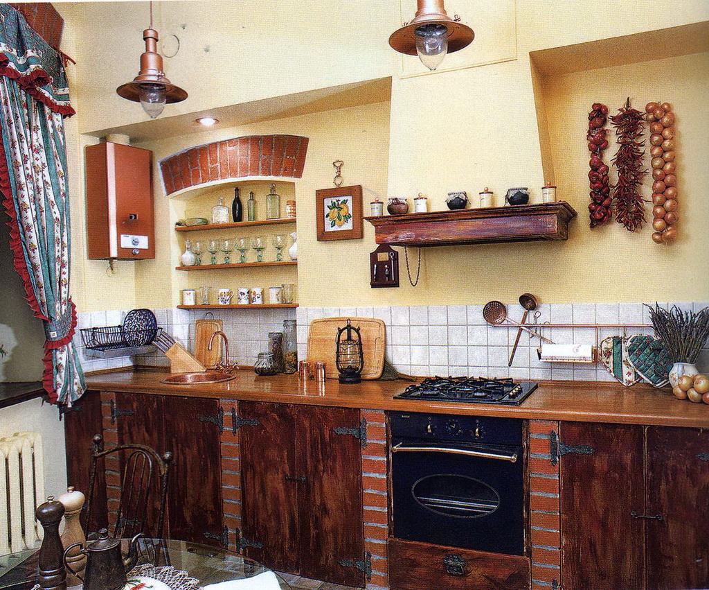 Оформляем кухню своими руками фото
