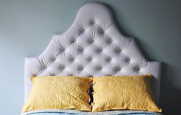 Сделать спинку для кровати