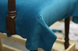 Обшивка сидения