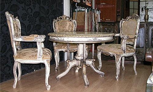 Мебель в прованском стиле