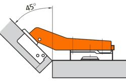 Cхема рояльной петли