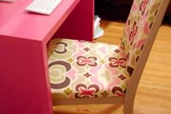 Обивка стула