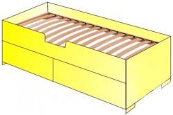 Конструкция кровати