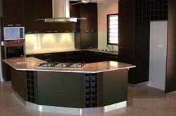Кухня из древесно-стружечной плиты