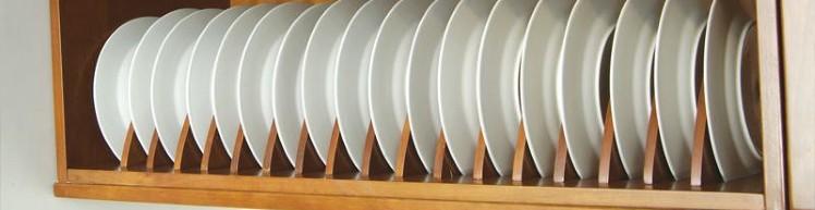 Своими руками сушка для тарелок 42