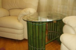 Ножки стола из бамбука