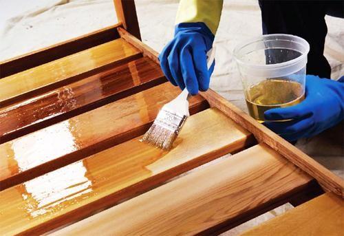 Как покрасить старый кухонный гарнитур своими руками фото 118
