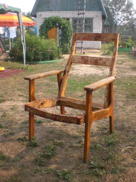 Кресло на цепях своими руками фото 100