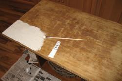 Подготовка стола