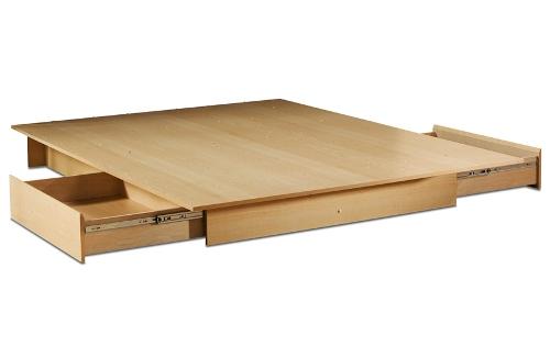 Изготовление кровати подиум