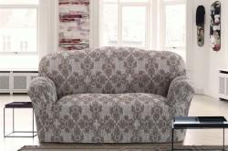Еврочехол натяжной для дивана-трансформера