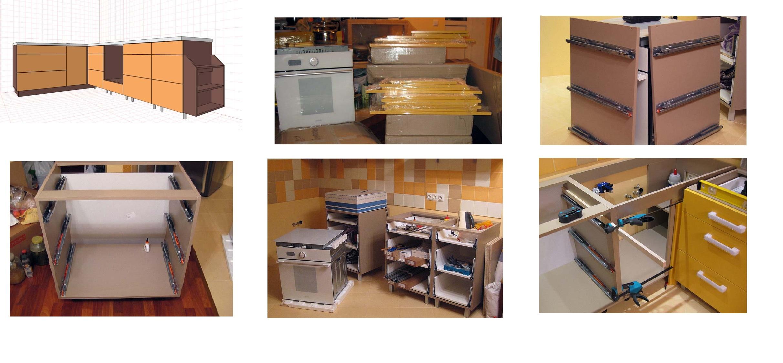 Сборка кухни своими руками или 932