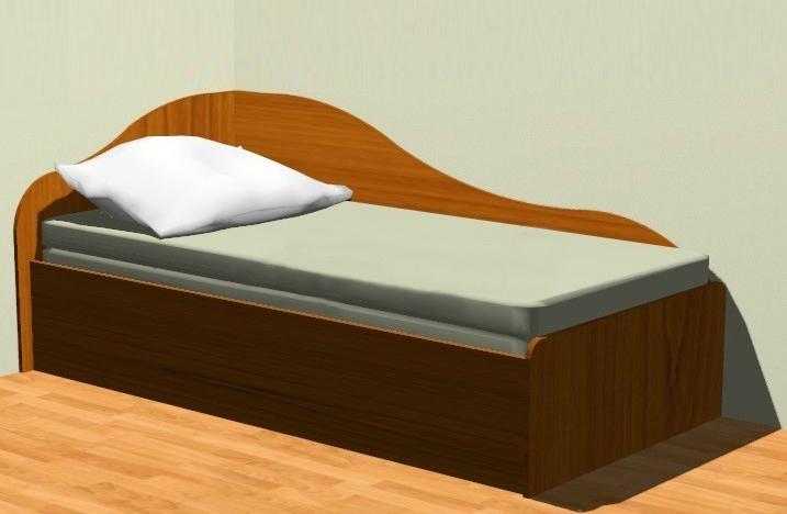Кровать для мальчика подросткового возраста