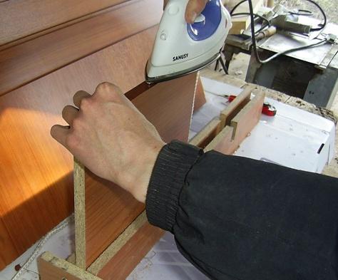 Мебель своими руками из дсп фото