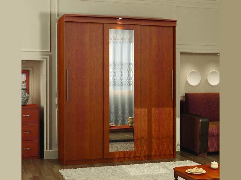 Шкаф для одежды в интерьере