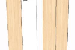 Схема установки перемычки в шкафу