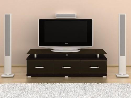 Тумба угловая под телевизор своими руками