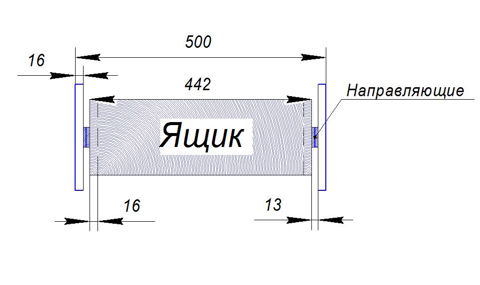 Схема расчета деталей