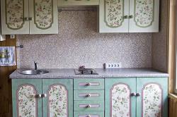 Декорирование кухонной мебели