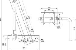 Пример конструкции шкафа-кровати