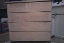 komod-250x166 Как обновить мебель своими руками: 25 фото с инструкциями